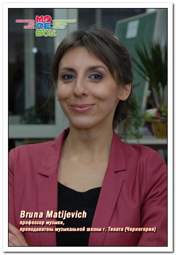 Bruna Matievich