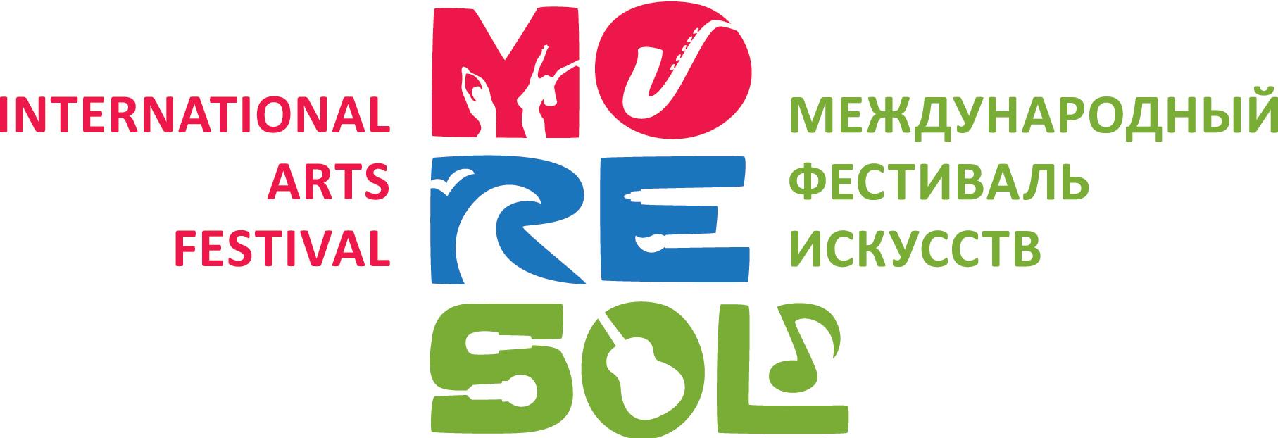 Логотип фестиваля Мо-Ре-Соль